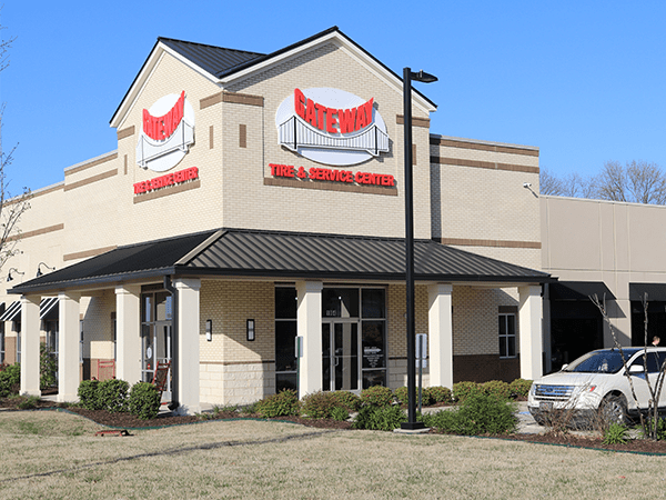 Gateway Tire Collierville Store