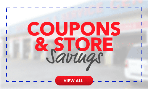 Coupons & Store Discounts